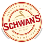 Schwan's logo - Quality food home delivery